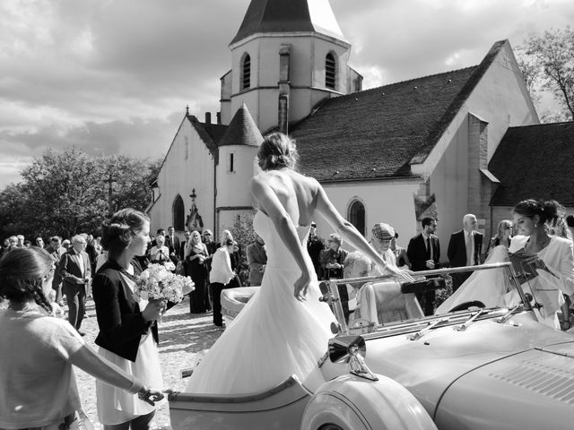 Le mariage de Théo et Morgane à Fontaine-lès-Dijon, Côte d'Or 22