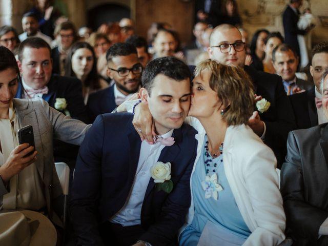 Le mariage de Ludovic et Pauline à Pontoise, Val-d'Oise 1