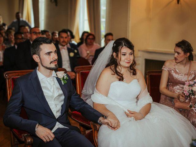 Le mariage de Ludovic et Pauline à Pontoise, Val-d'Oise 9
