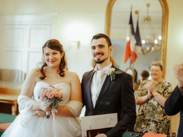 Le mariage de Ludovic et Pauline à Pontoise, Val-d'Oise 10