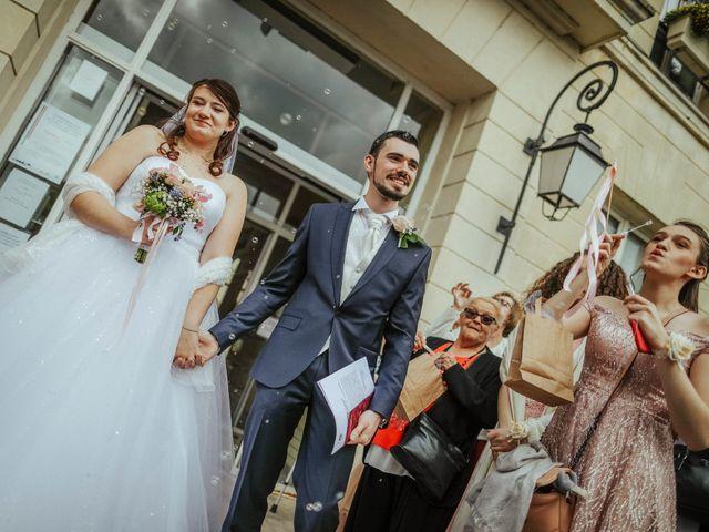 Le mariage de Ludovic et Pauline à Pontoise, Val-d'Oise 11