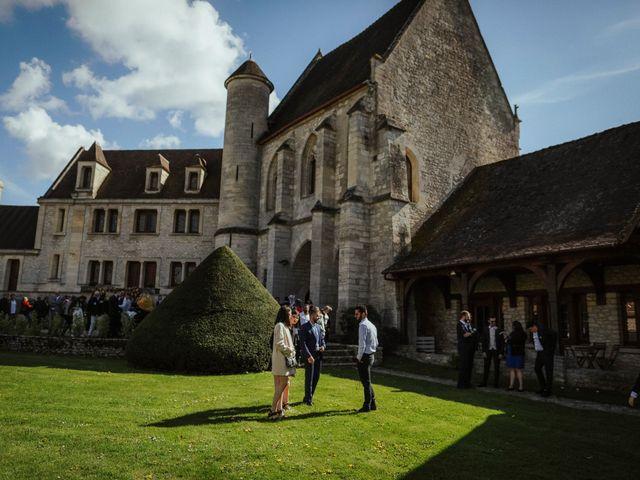 Le mariage de Ludovic et Pauline à Pontoise, Val-d'Oise 12