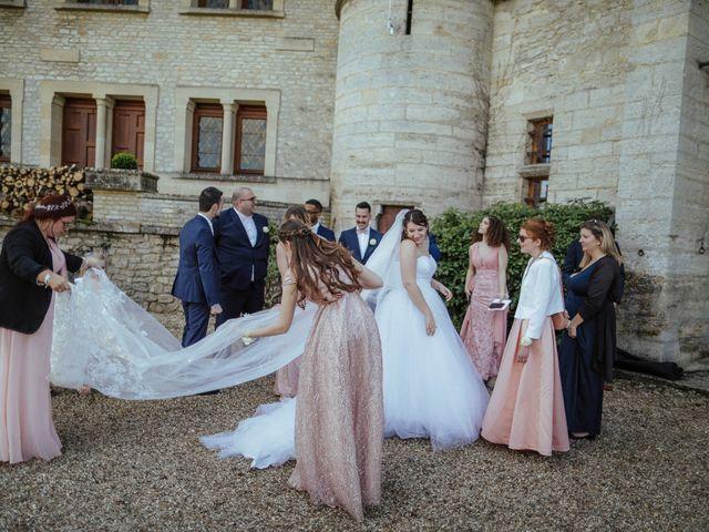 Le mariage de Ludovic et Pauline à Pontoise, Val-d'Oise 13