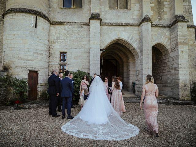 Le mariage de Ludovic et Pauline à Pontoise, Val-d'Oise 14
