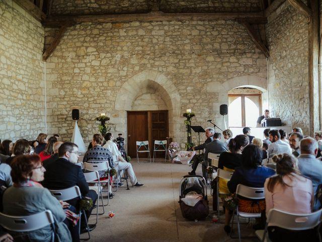 Le mariage de Ludovic et Pauline à Pontoise, Val-d'Oise 15