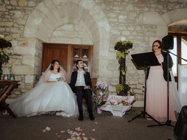 Le mariage de Ludovic et Pauline à Pontoise, Val-d'Oise 16