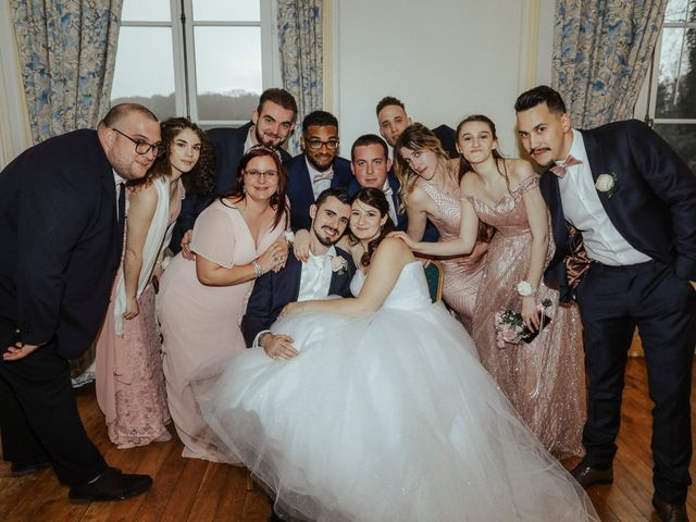 Le mariage de Ludovic et Pauline à Pontoise, Val-d'Oise 18