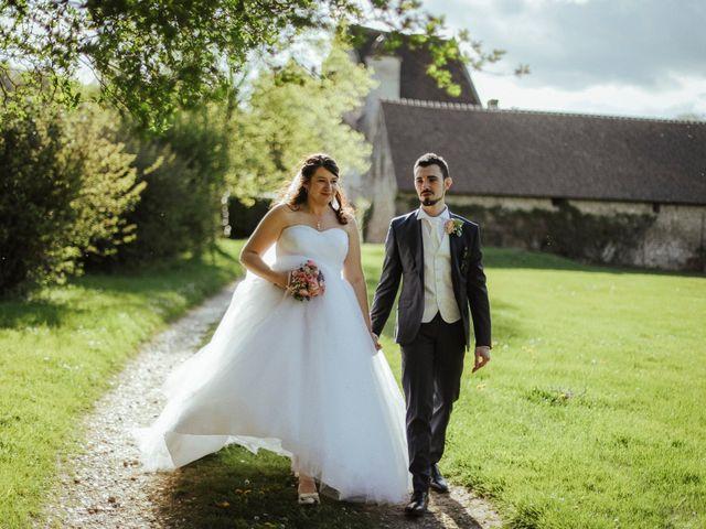 Le mariage de Ludovic et Pauline à Pontoise, Val-d'Oise 20
