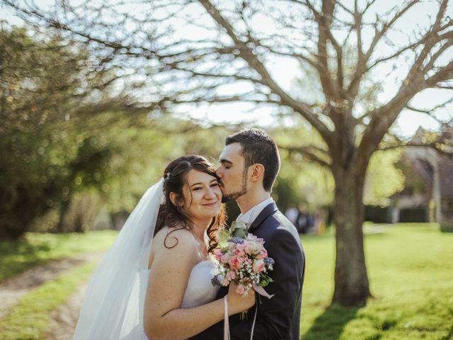 Le mariage de Ludovic et Pauline à Pontoise, Val-d'Oise 21