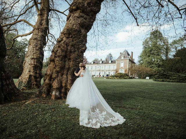 Le mariage de Ludovic et Pauline à Pontoise, Val-d'Oise 28