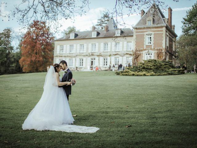 Le mariage de Ludovic et Pauline à Pontoise, Val-d'Oise 31