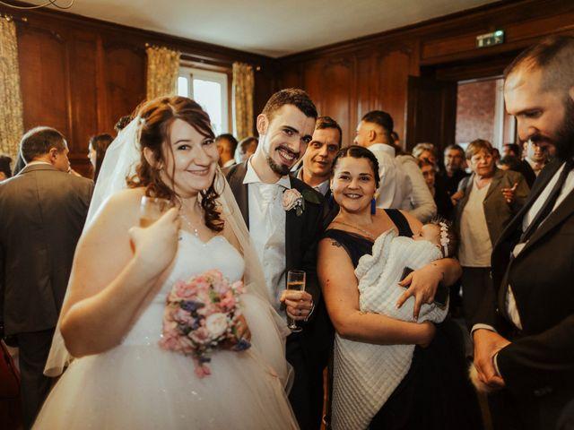 Le mariage de Ludovic et Pauline à Pontoise, Val-d'Oise 35