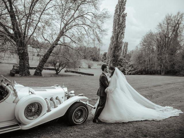 Le mariage de Ludovic et Pauline à Pontoise, Val-d'Oise 36