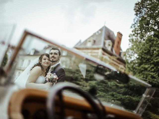 Le mariage de Ludovic et Pauline à Pontoise, Val-d'Oise 37