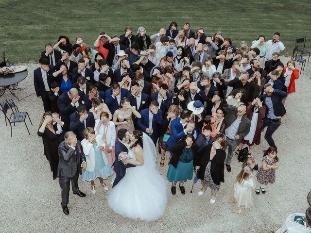 Le mariage de Ludovic et Pauline à Pontoise, Val-d'Oise 38