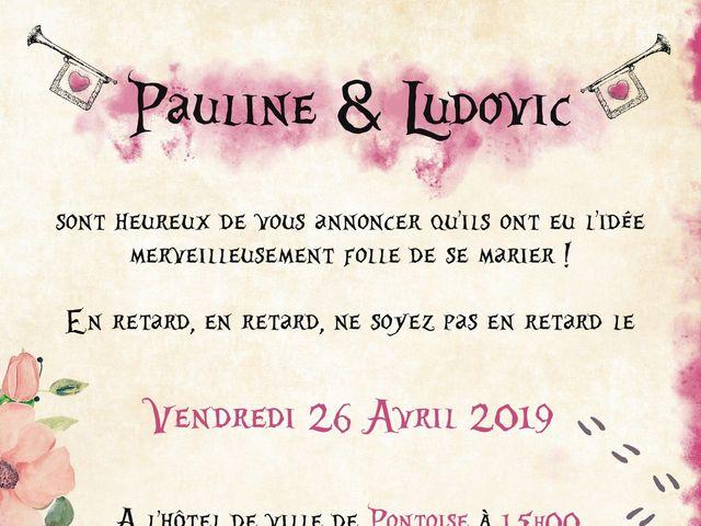 Le mariage de Ludovic et Pauline à Pontoise, Val-d'Oise 45