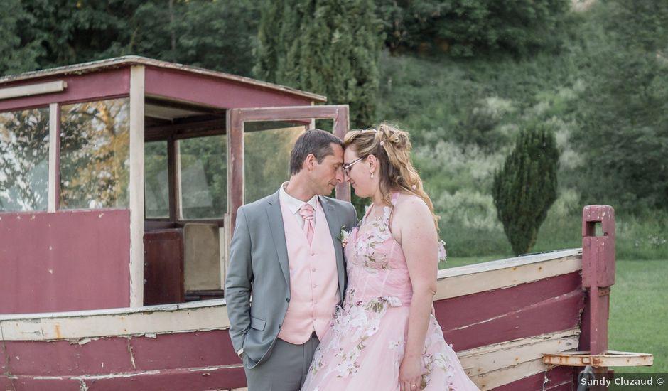Le mariage de Philippe et Elise à Limoges, Haute-Vienne