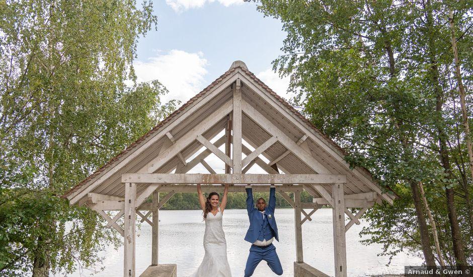 Le mariage de Alassane et Rozenn à La Ferté-Saint-Aubin, Loiret
