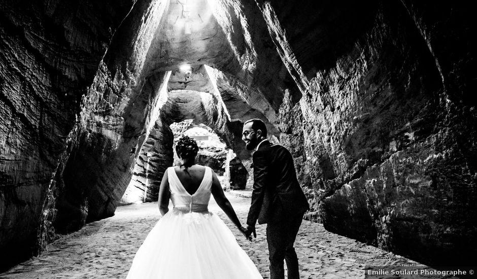 Le mariage de Emile et Marion à Doué-la-Fontaine, Maine et Loire