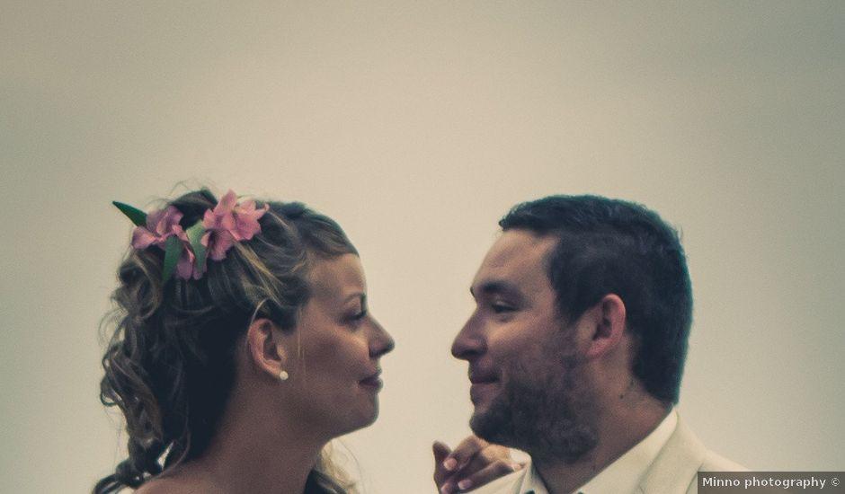Le mariage de Jordan et Camille à Corbara, Corse