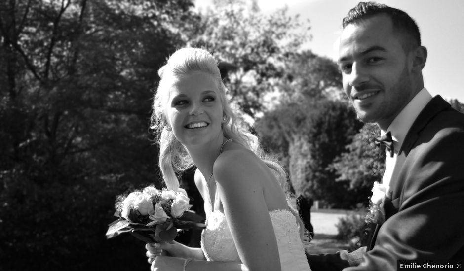Le mariage de Salah et Esther à Blain, Loire Atlantique