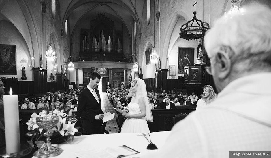 Le mariage de Ludovic et Pauline à Cannes, Alpes-Maritimes