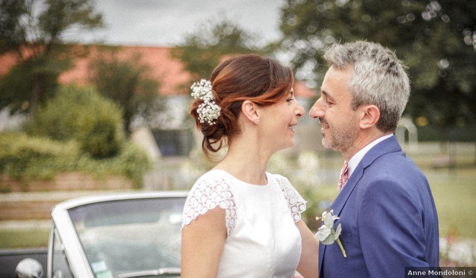 Le mariage de Olivier et Laurie à Le Pian-Médoc, Gironde