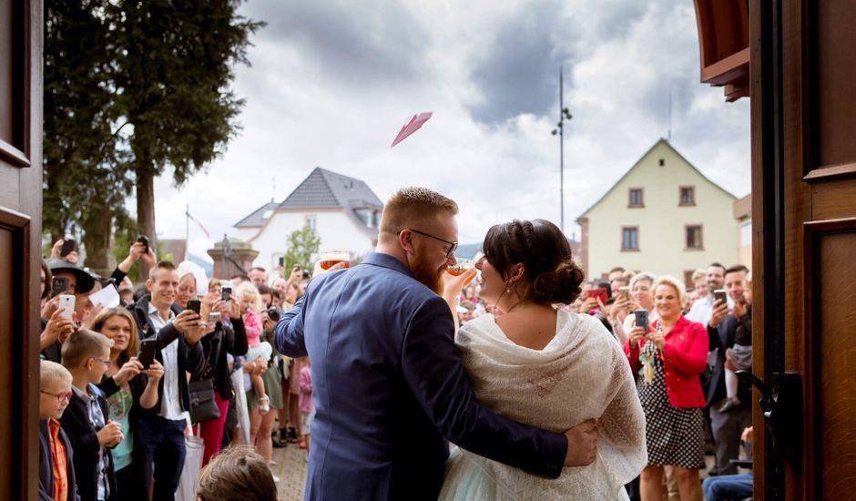 Le mariage de Pierre Henry et Chloe à Mulhouse, Haut Rhin