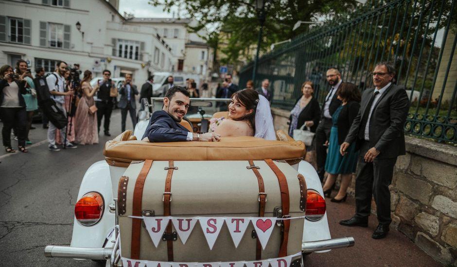 Le mariage de Ludovic et Pauline à Pontoise, Val-d'Oise