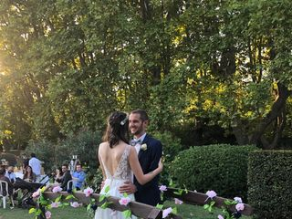Le mariage de Mégane et Julien 1