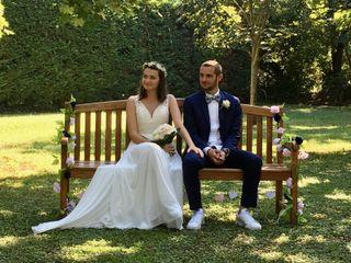 Le mariage de Mégane et Julien