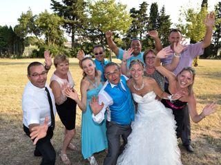 Le mariage de Sandrine et bruno