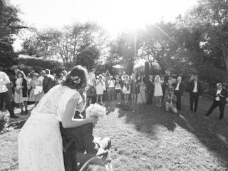 Le mariage de Amélie et Stephan 1
