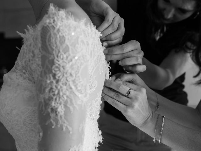 Le mariage de Tim et Violaine à Brié-et-Angonnes, Isère 12