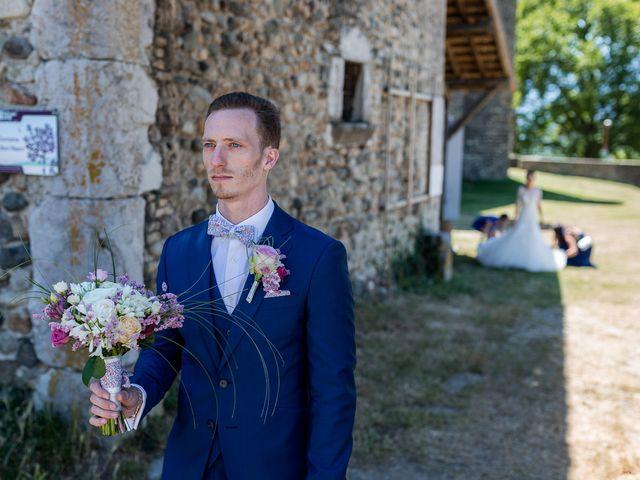 Le mariage de Tim et Violaine à Brié-et-Angonnes, Isère 22