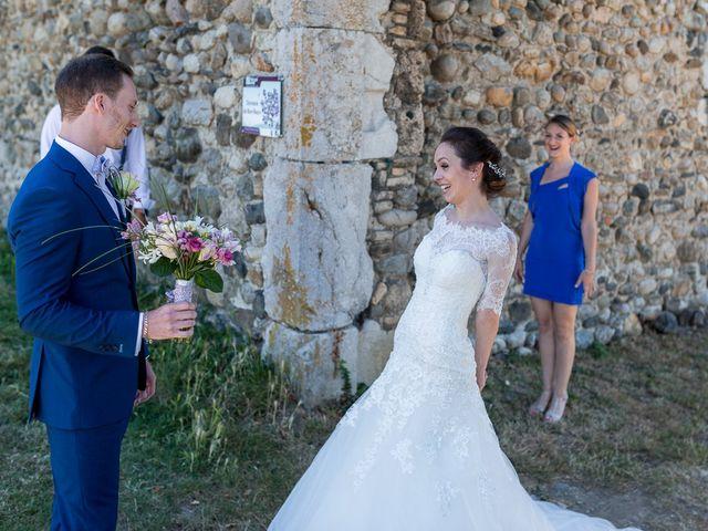 Le mariage de Tim et Violaine à Brié-et-Angonnes, Isère 23