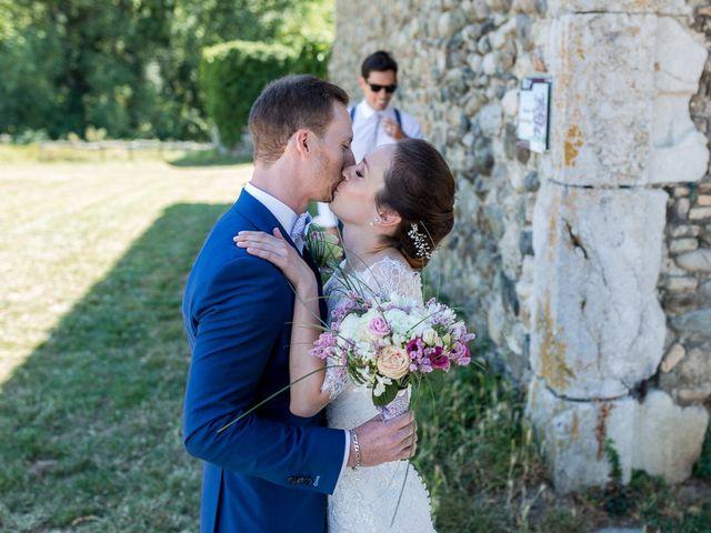 Le mariage de Tim et Violaine à Brié-et-Angonnes, Isère 24
