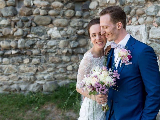 Le mariage de Tim et Violaine à Brié-et-Angonnes, Isère 25
