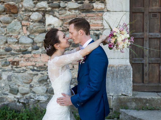 Le mariage de Violaine et Tim