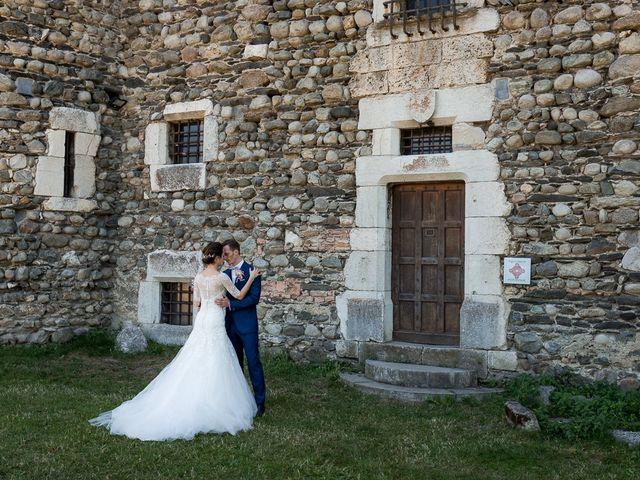 Le mariage de Tim et Violaine à Brié-et-Angonnes, Isère 28