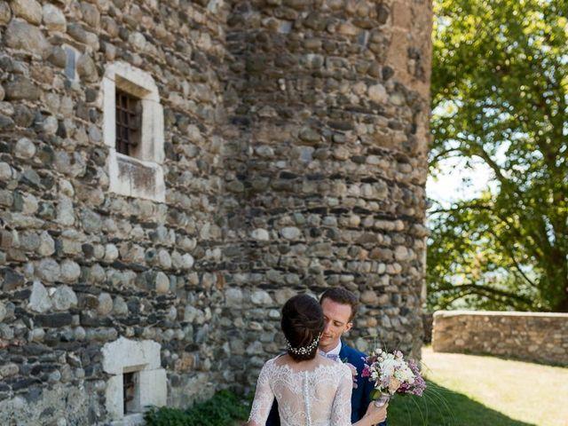 Le mariage de Tim et Violaine à Brié-et-Angonnes, Isère 33