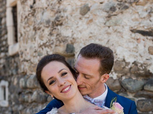 Le mariage de Tim et Violaine à Brié-et-Angonnes, Isère 36