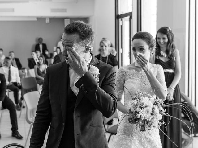 Le mariage de Tim et Violaine à Brié-et-Angonnes, Isère 38
