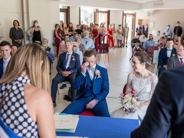 Le mariage de Tim et Violaine à Brié-et-Angonnes, Isère 39