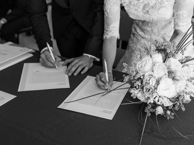 Le mariage de Tim et Violaine à Brié-et-Angonnes, Isère 40