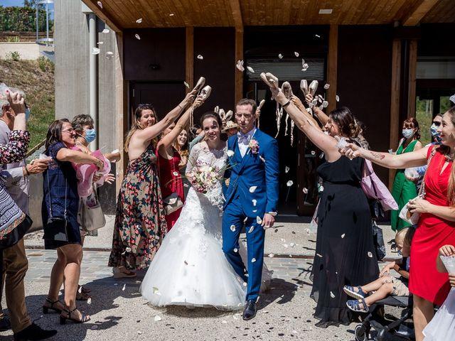 Le mariage de Tim et Violaine à Brié-et-Angonnes, Isère 42
