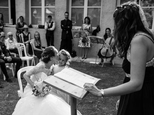 Le mariage de Tim et Violaine à Brié-et-Angonnes, Isère 46