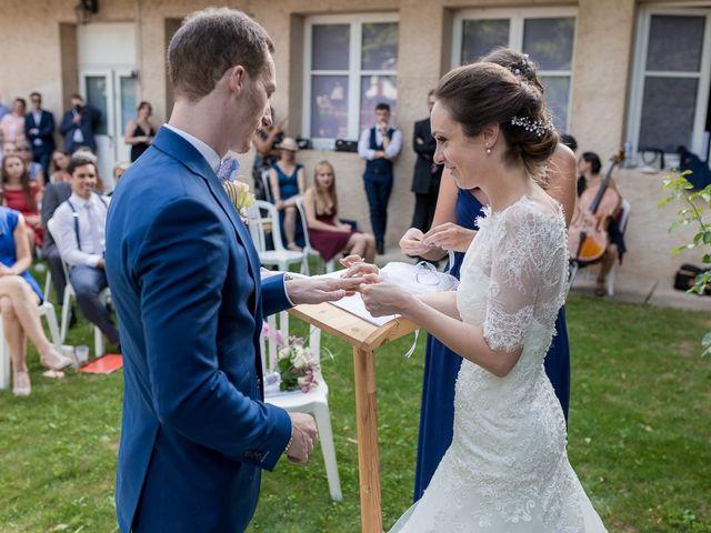 Le mariage de Tim et Violaine à Brié-et-Angonnes, Isère 48