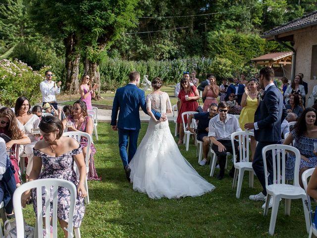 Le mariage de Tim et Violaine à Brié-et-Angonnes, Isère 53