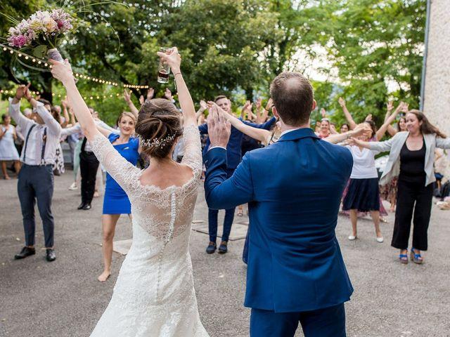 Le mariage de Tim et Violaine à Brié-et-Angonnes, Isère 57